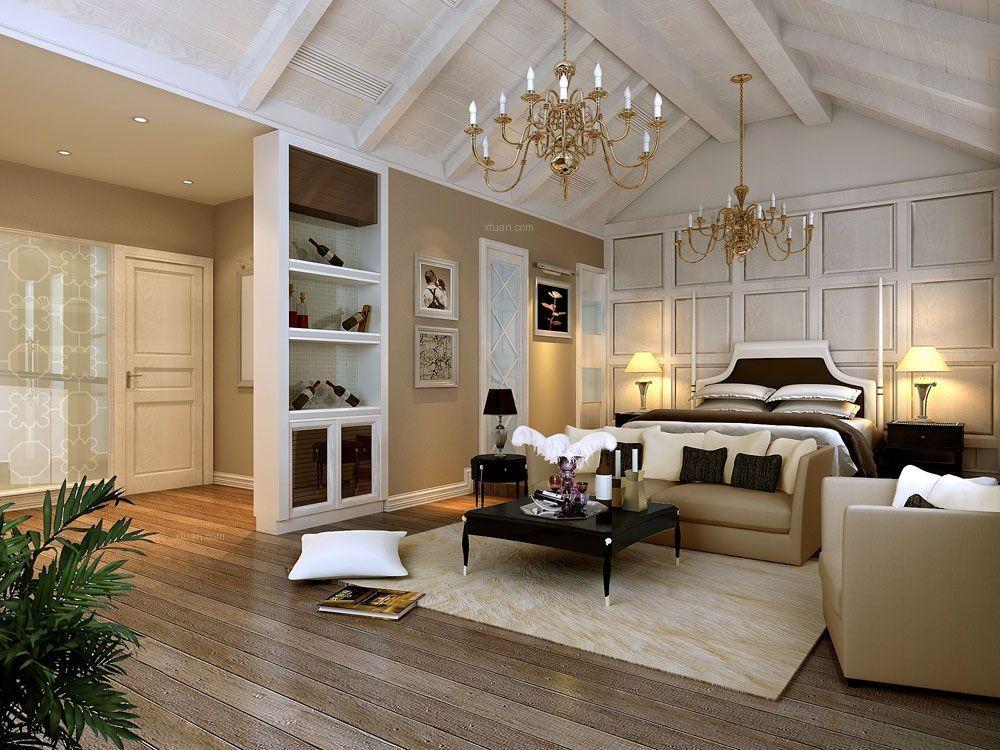 农村 房间 卧室 设计图 夫妻