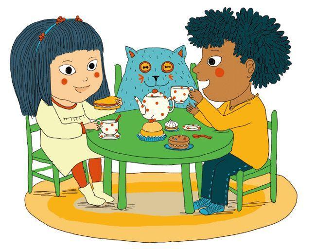 """担心孩子的""""幼儿园社交恐惧症""""?呵护孩子天生的善意,ta自会有社交气场图片"""