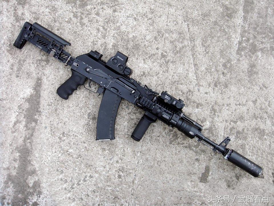 1/ 12 ak-12突击步枪口径:5.45×39mm m74 / 7.62×39mm m43.