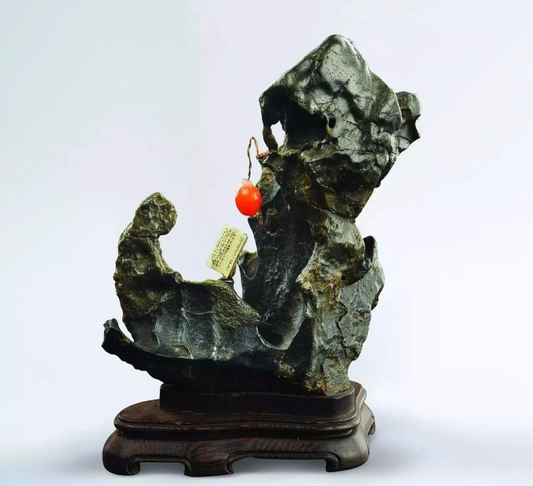 赏石是一种享受,不必刻意去懂
