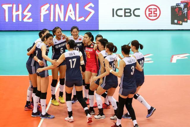 雅加达亚运会排球分组抽签揭晓 中国女排与韩国同分在一个小组