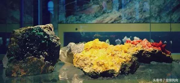 岩石和矿物搜集