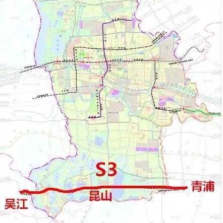 4,如东~南通~苏州~吴江~湖州线(南通至吴江段)