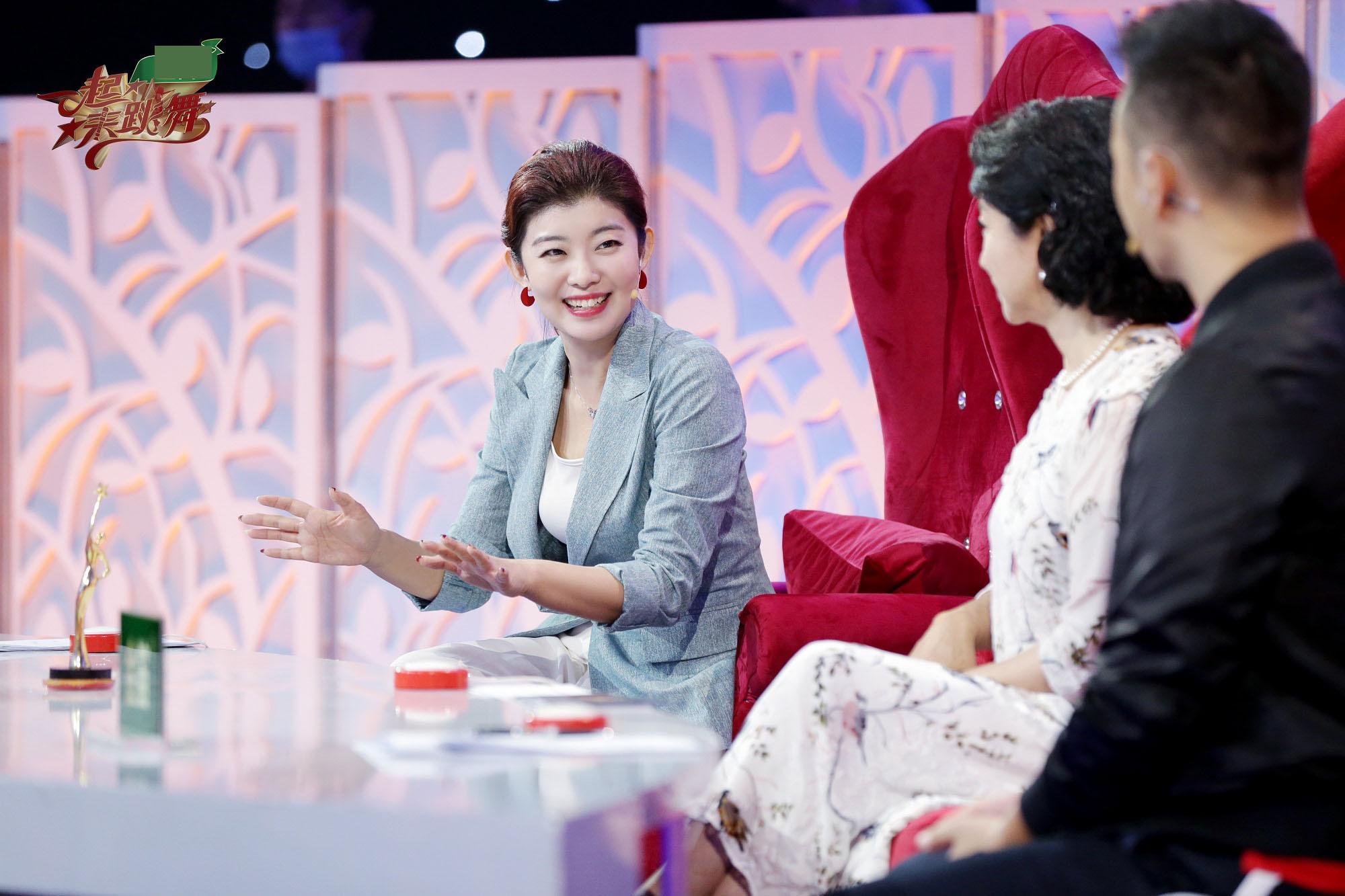 王广成加盟《一起来跳舞》 首秀遭遇选手踢馆挑战