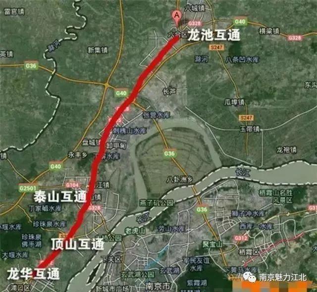 江北新區多小區房價漲幅超100%,受益最大的竟不是圖片