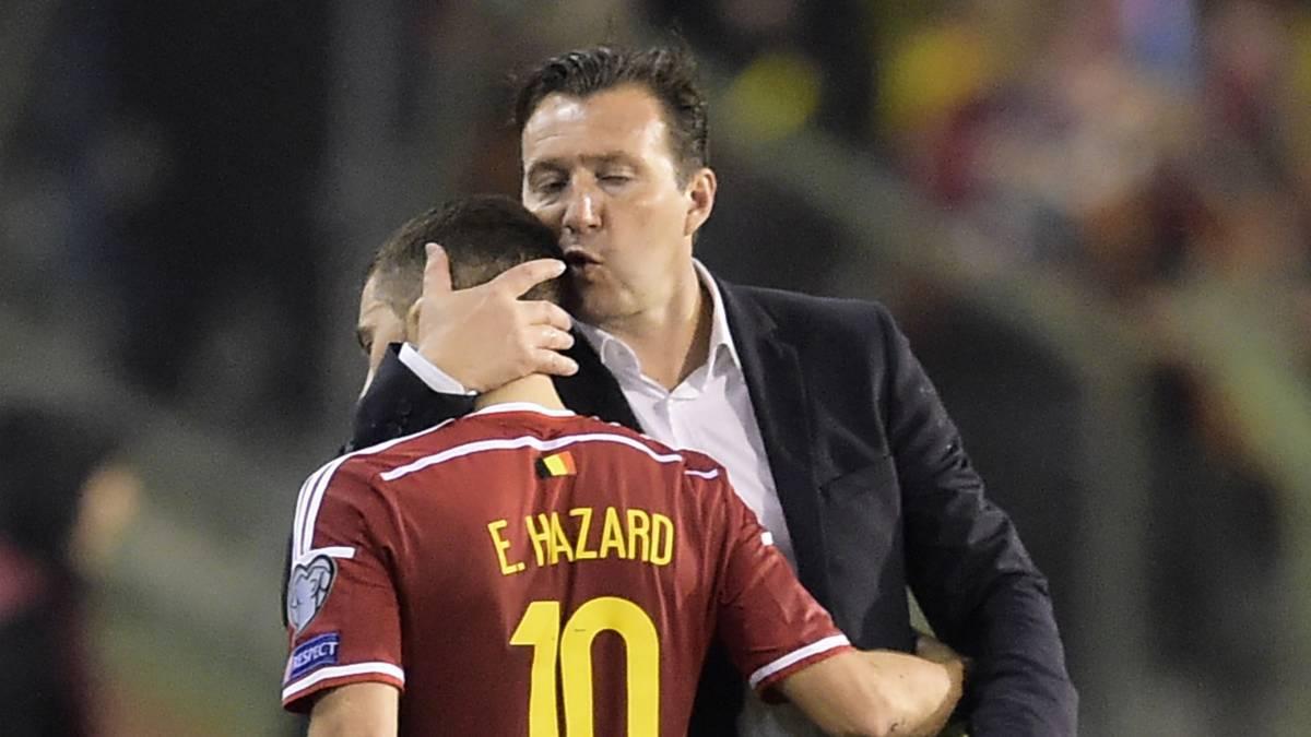 威尔莫茨:比利时能战胜巴西比赛将属于阿扎尔