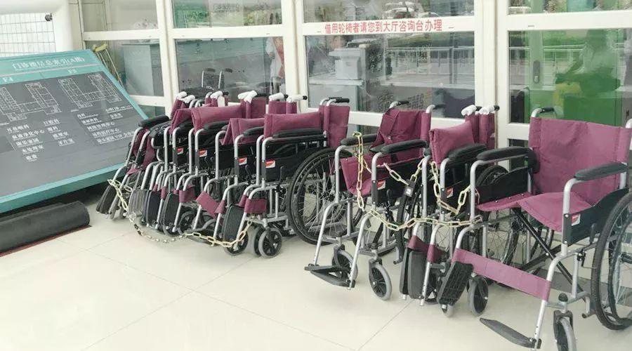 【创建老年友善医院】让老年患者在佑安就医更舒心更有爱