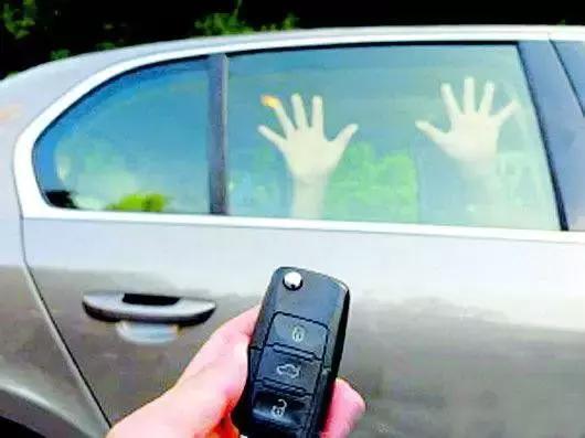 无知正在伤害你的孩子,夏季典型用车事故三例