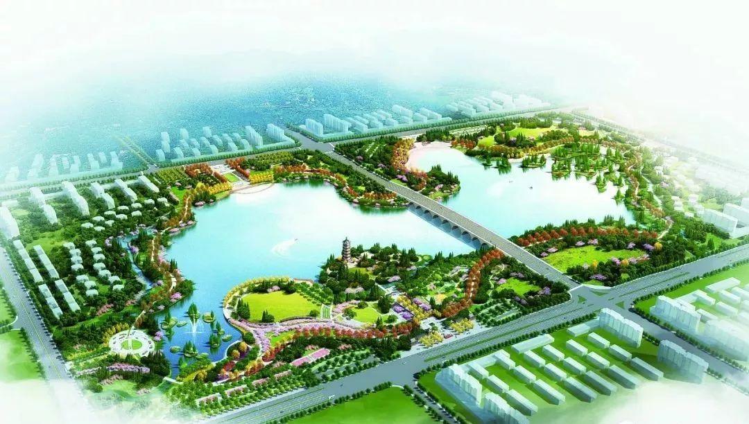 萧县经济开发区规划图