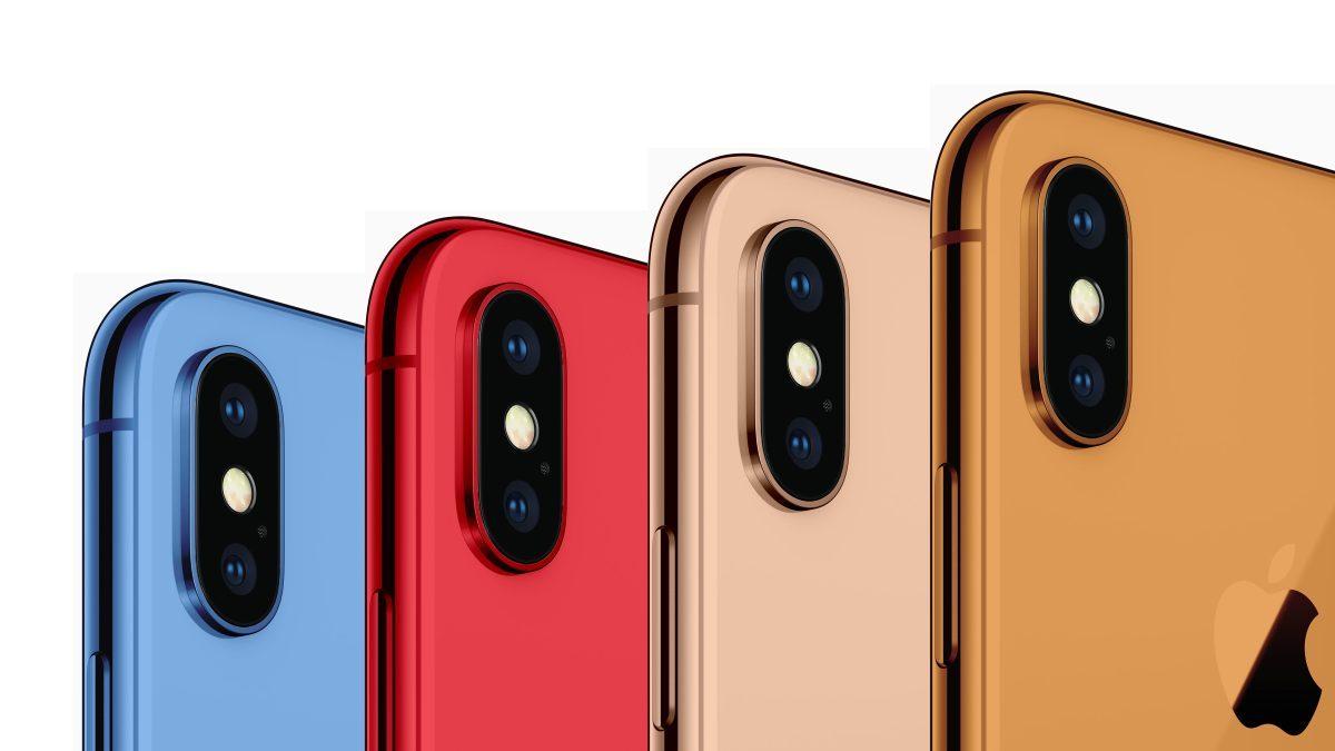 苹果9月秋季新品发布会 三款新iPhone9可能会取消不锈钢边框等