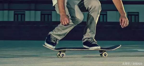 滑板与小轮车