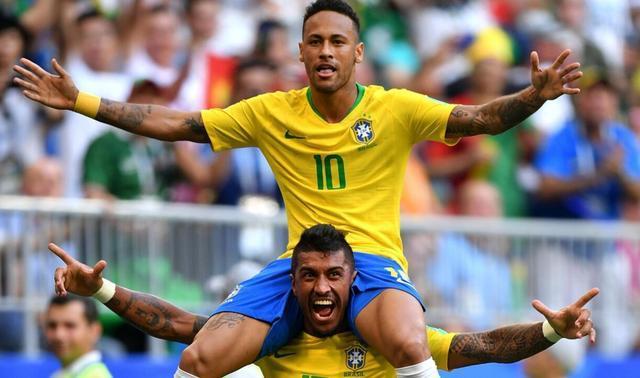大嘴世界杯解读:巴西vs比利时—桑巴军团争夺最关键一战!