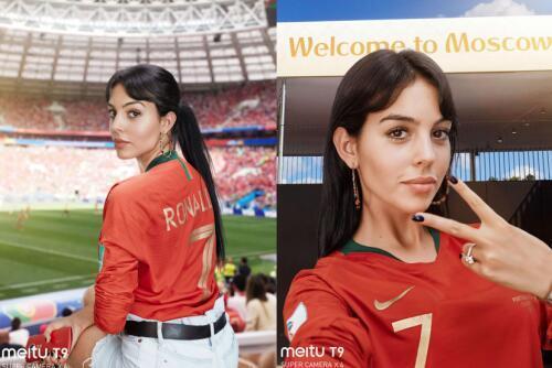 实力与颜值兼备!世界杯明星球员太太团人手一