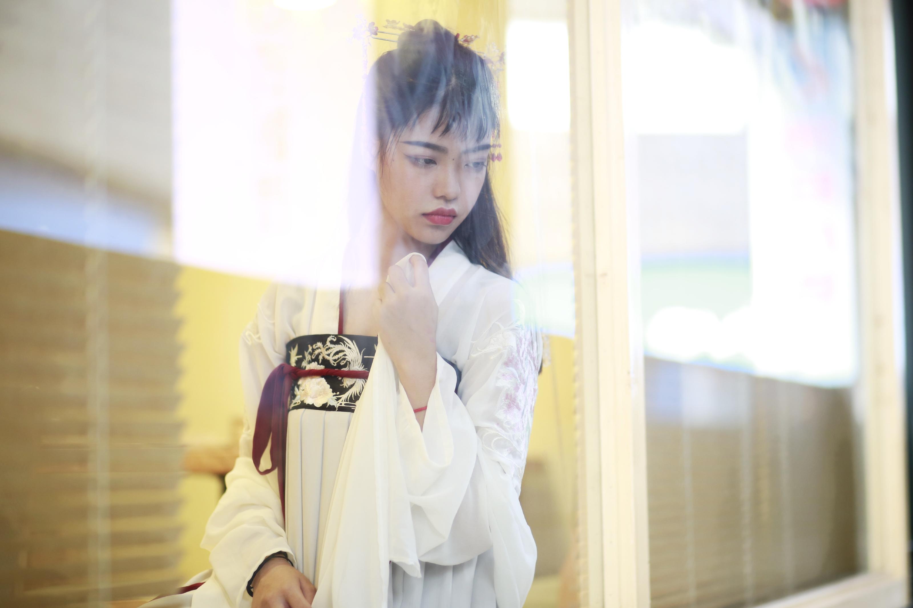 """""""魅影梦""""杯网红模特大赛2018第27周五号攀攀"""