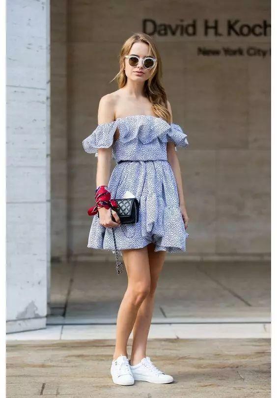 很仙的裙子设计图
