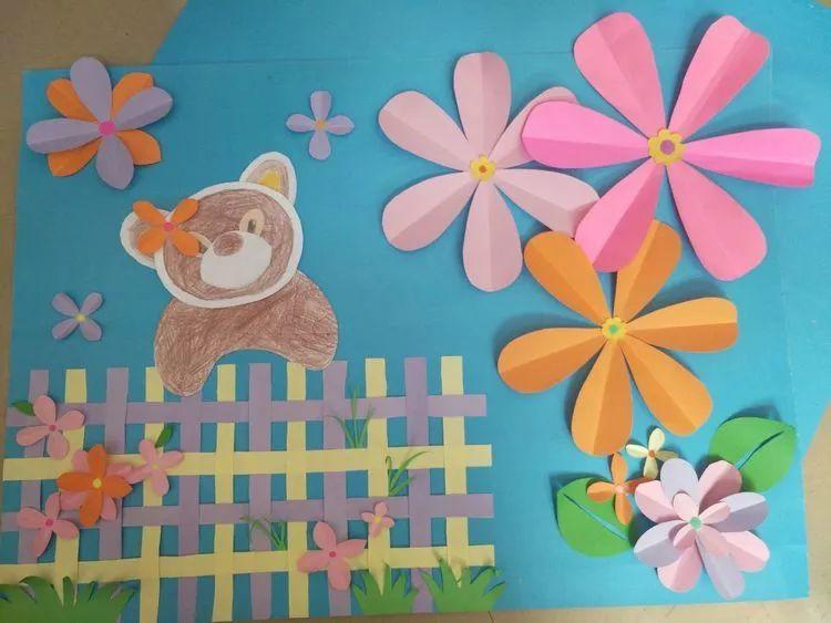 皱纹纸做纸花球的步骤