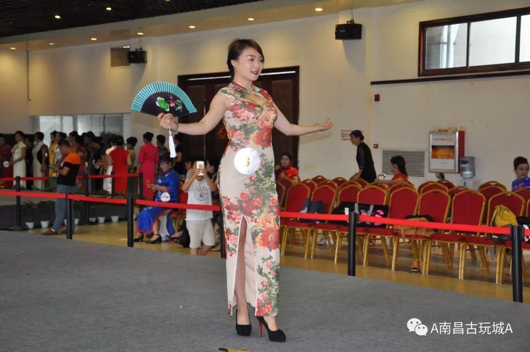 针对江西青年模特,中老年模特,女性模特开展的大型系列中华民族服饰