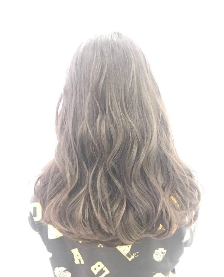 看了就喜欢,烫完更喜欢的大卷发型图片