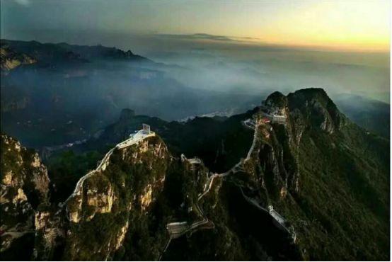 """""""轿顶山杯""""2018年辉县市第六届山地自行车计时体验赛"""