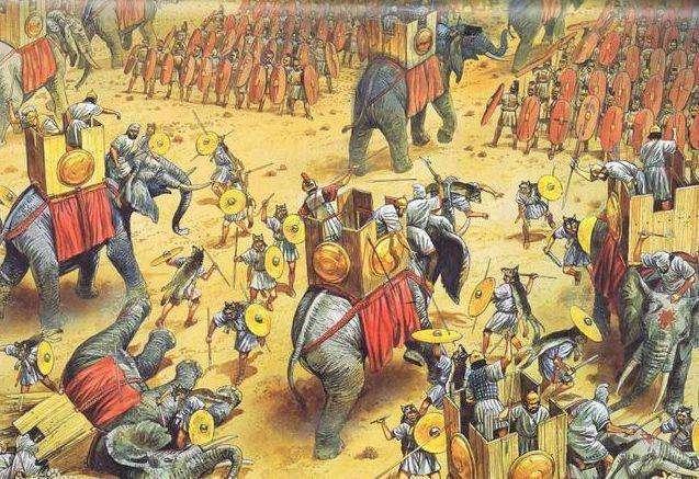 史上最不可思议的一场战争—1300年前大唐没用一兵一卒灭了古印度