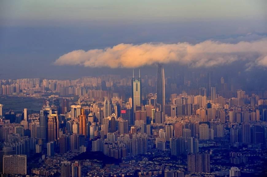 广州深圳gdp_25省份GDP出炉,12个省份超万亿 看看你家乡排第几