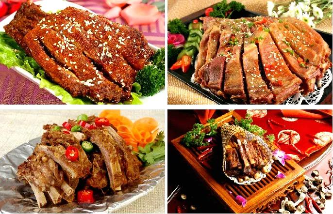 舌尖上的新疆   论饭量大的新疆人是一种什么感觉······