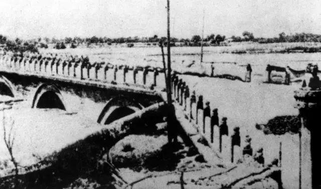 桥依旧,但中国已经不是81年前的中国了
