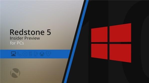 微软Windows 10 RS5快速预览版17711推送