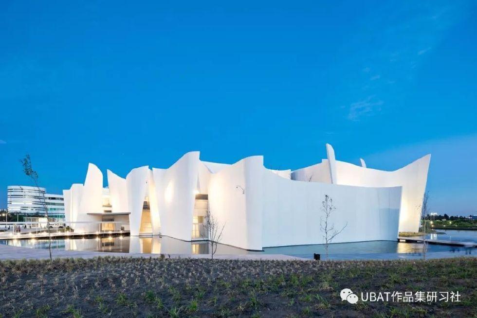 百度看多多广告建筑大师伊东丰雄作品:墨西哥巴洛克艺术文化博物馆