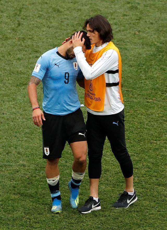 苏亚雷斯:卡瓦尼不可或缺 乌拉圭队已经尽力了