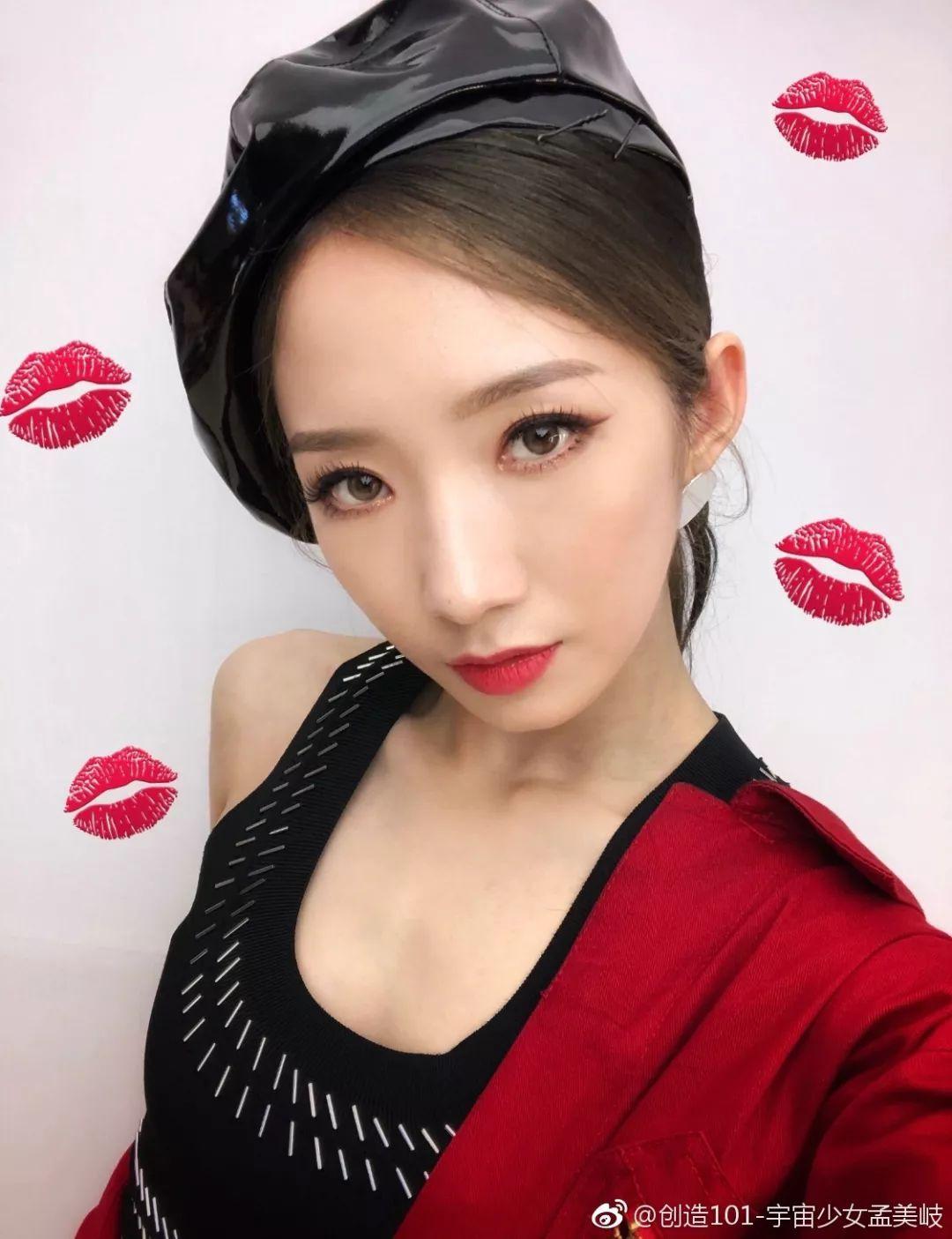 Angelababy吴宣仪组局网友见面会?火箭少女火力全