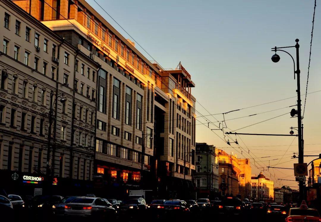 莫斯科,一座苦寒老城的华丽转身