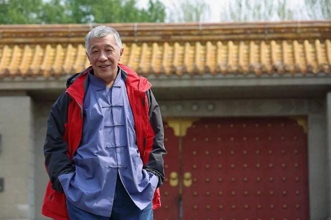 知名艺术家碰庵(杨晓航)个人书法篆刻展在北京举行