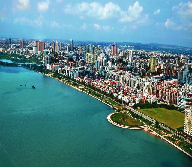 美麗的海濱城市-廣東省湛江市- ...