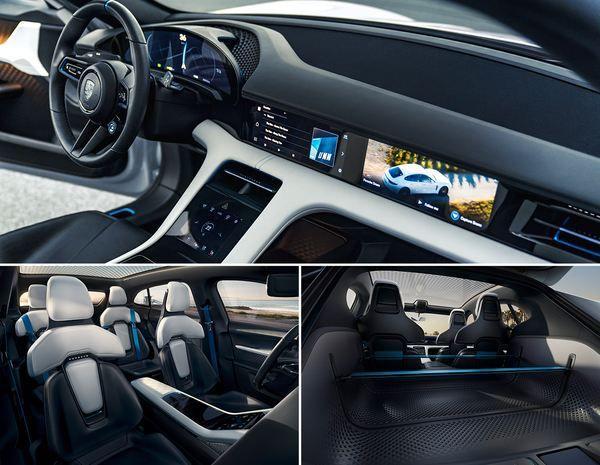 车人机工程学_taycan的性能如何,驾驶感受怎样,车内的人机工程学是否令人满意,内饰