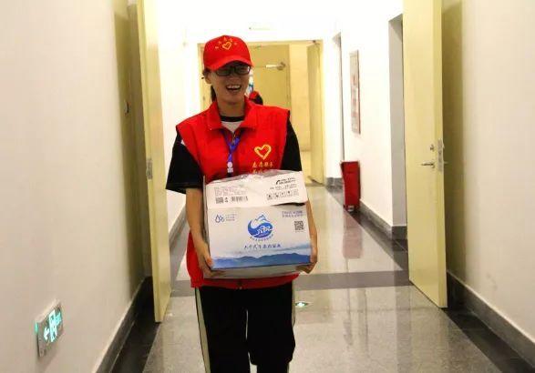 热情周到、吃苦耐劳,我们是福安市省运会志愿者!慈急医院