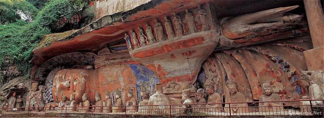 大足石刻:石窟艺术如何活着穿越千年?