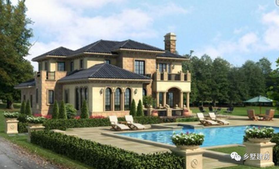农村盖房子建别墅,院子应该怎么设计,里面应该种什么树?