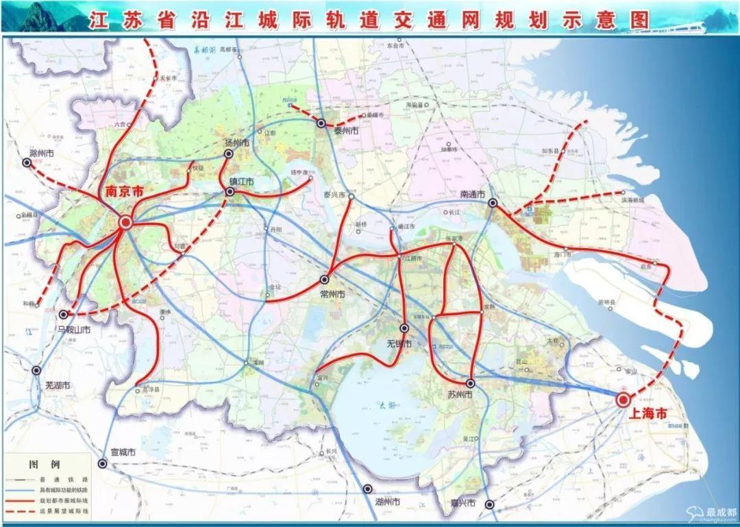 宁滁轻轨规划图