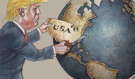 特朗普发动对华贸易战 美企在中