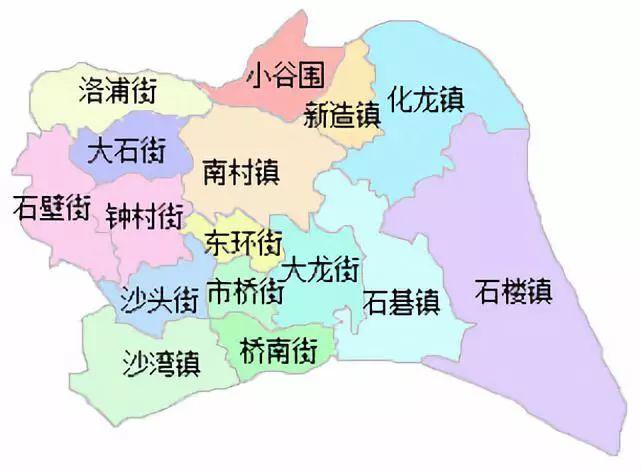番禺哪个镇外来人口多_番禺哪个镇街人口最多 答案公布了