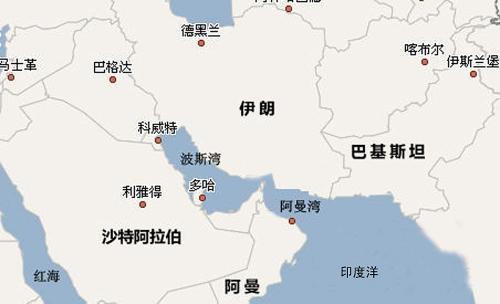 平衡被打破,伊朗下达最后通牒,美国中东石油生命线将被掐断!图片
