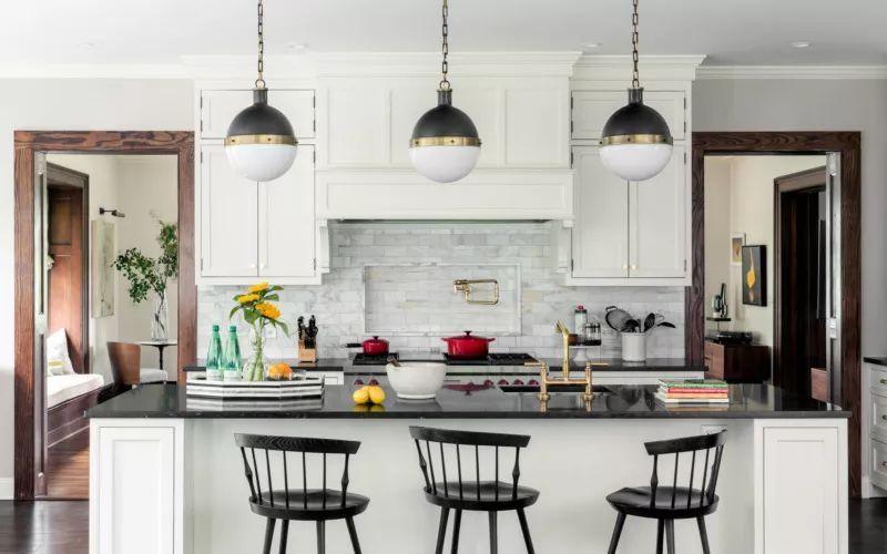 学会这几招,你也可以拥有和纽约顶级设计师一样的厨房!