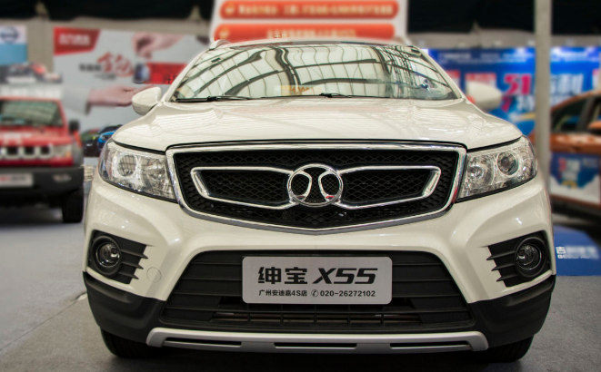 北汽绅宝X55 丰富配置 提升出行品质