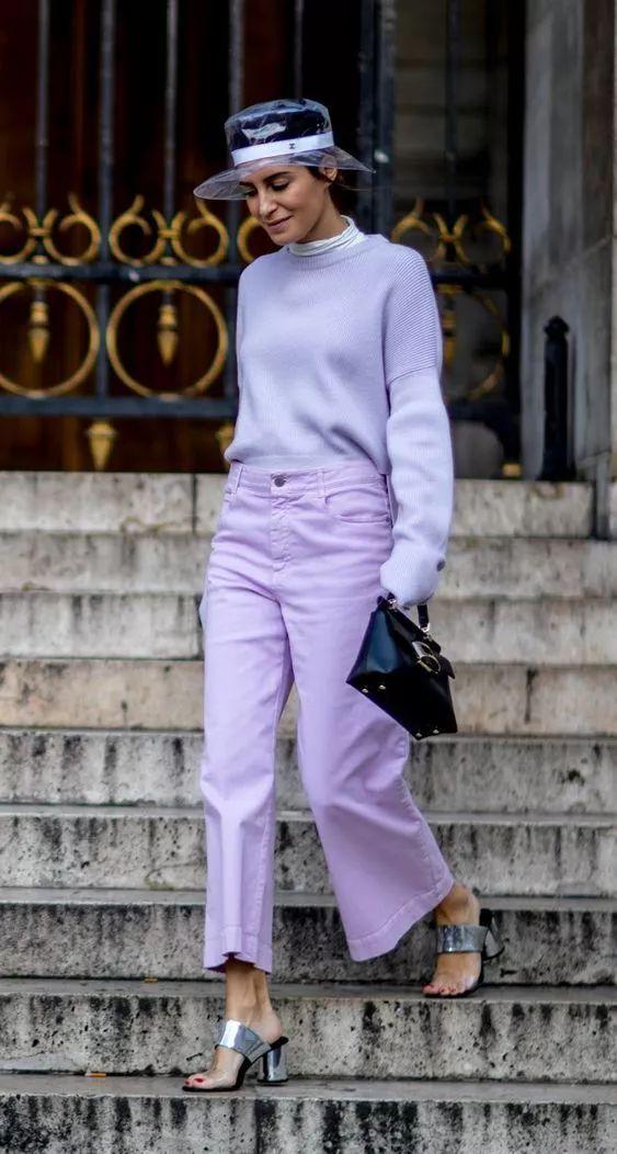2018年的流行色竟然是骚紫色? ○ 趋势