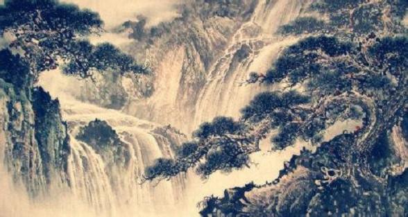 诗吟山水间,人在旅途中