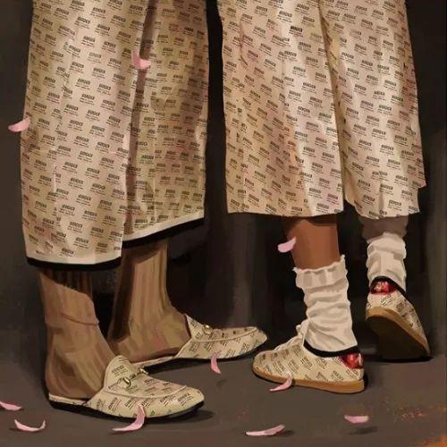 GUCCI新春大秀,全LOGO的创意设计进来感受一下。