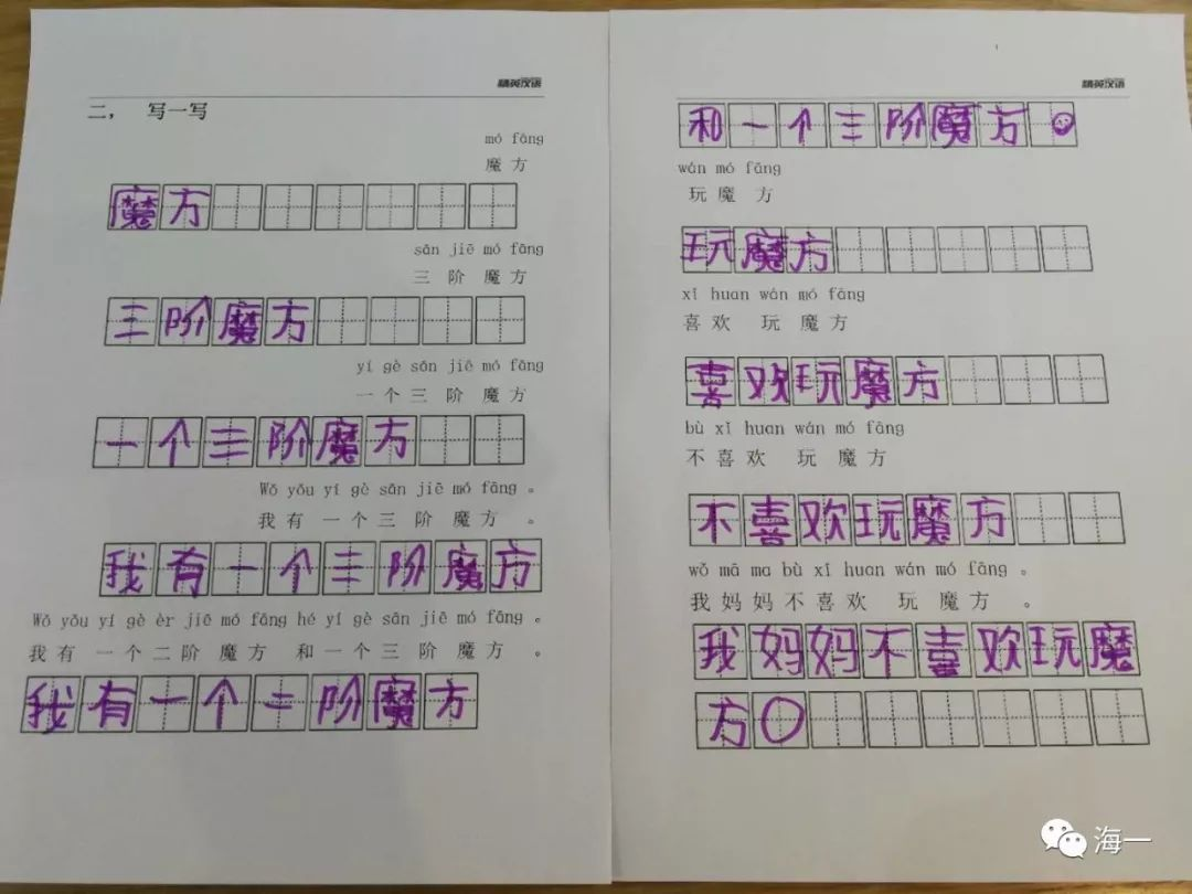 Elite Chinese精英汉语学习案例分享_图1-17