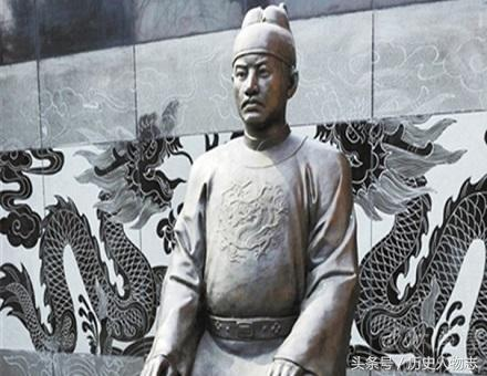 大夏国创立者,被韩国人祭拜为祖先。