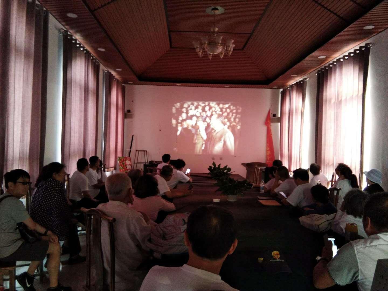德孝中华周刊德孝中华公益唐山工作组参加纪念冀东武装抗日起义80周年